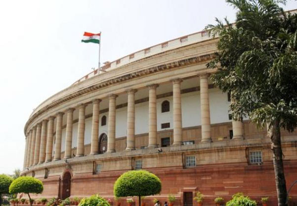 Cong creates uproar in RS over naming of Hyderabad airport