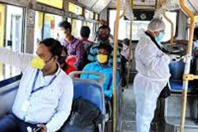 More relaxations in Kerala as public transport allowed