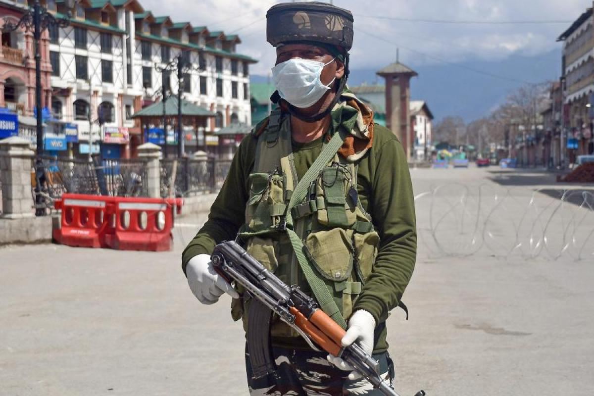 J&K exempts defence forces from RTPCR testing, administrative quarantine