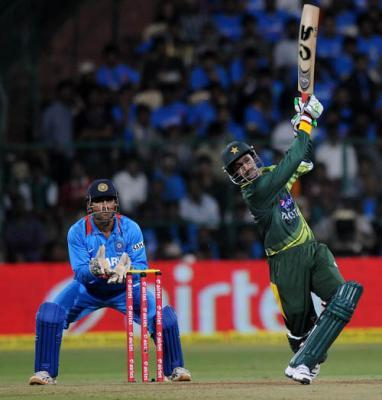 Pakistan whips India by five wickets in first T20 thriller