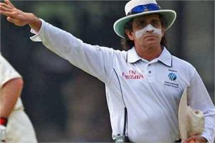 ICC pulls out umpire Rauf from Champions Trophy