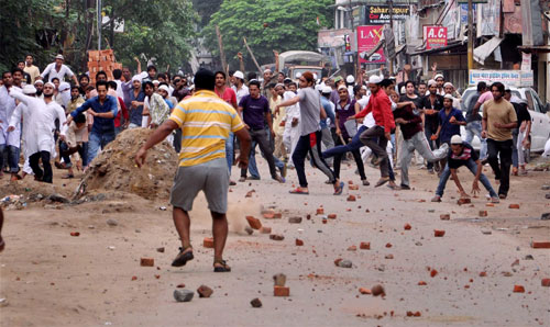 20 arrested, curfew remains in force in Saharanpur