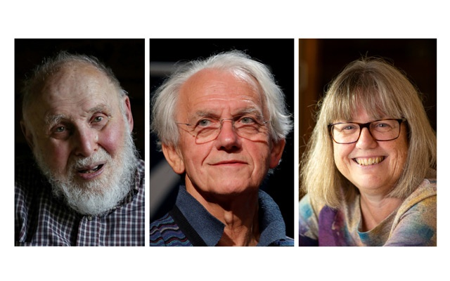 2018 Physics Nobel Goes to Trio of Laser Experts