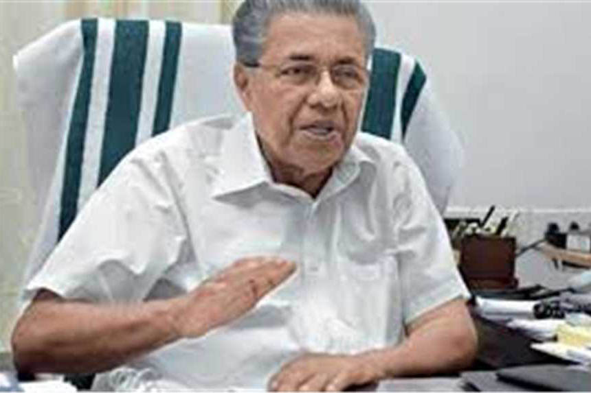 Why are you worried? Let them come out with the truth: Vijayan