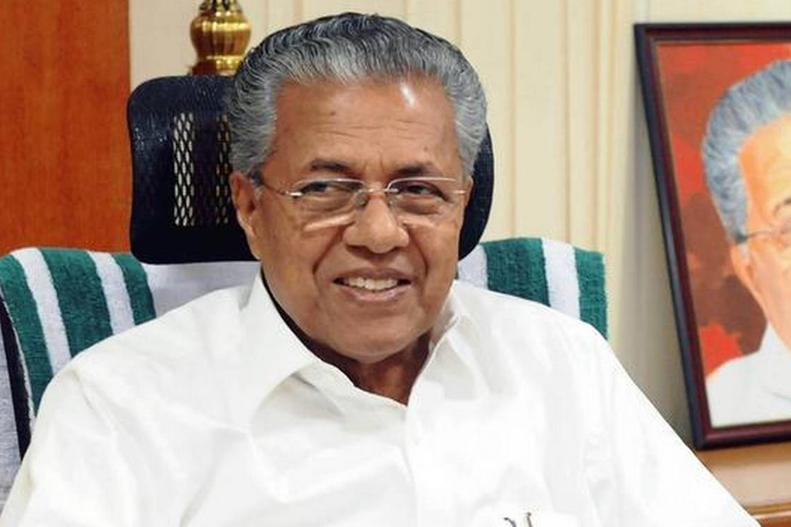 Kerala CM turns farmer along with family