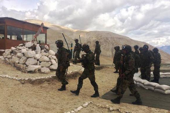 Army rejects reports on patrol party detention by Chinese forces