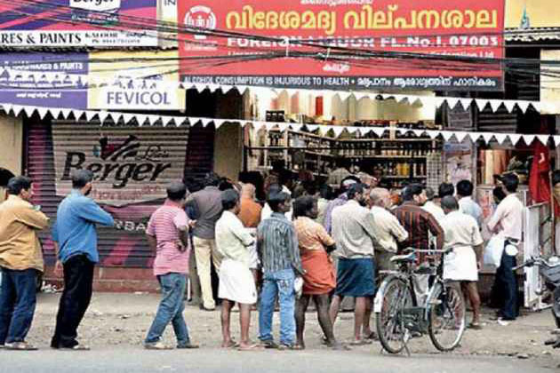 Govt finally shuts down liquor stores