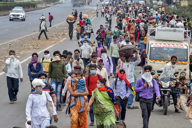 2.90 lakh migrants sent to home states from Haryana