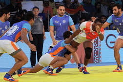 Our ultimate goal is to have kabaddi included in Olympics: Rijiju