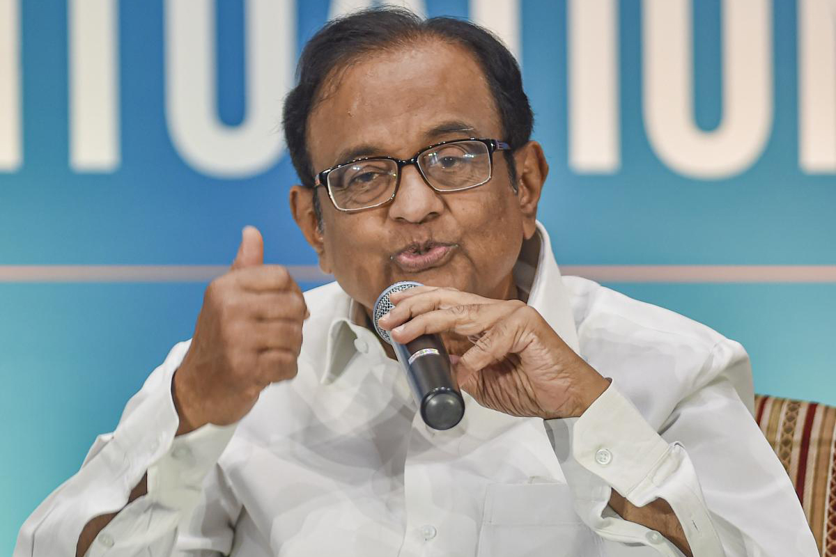 Govt has no choice, must listen to wise counsel: Chidambaram