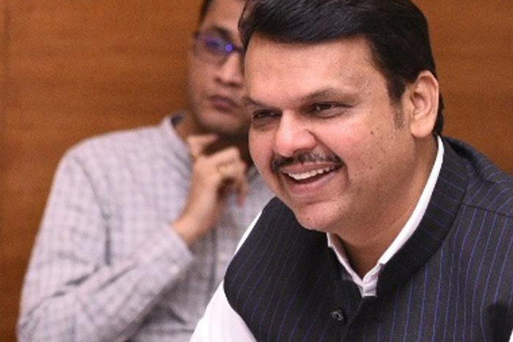 Fadnavis denies any plans to topple Maharashtra government