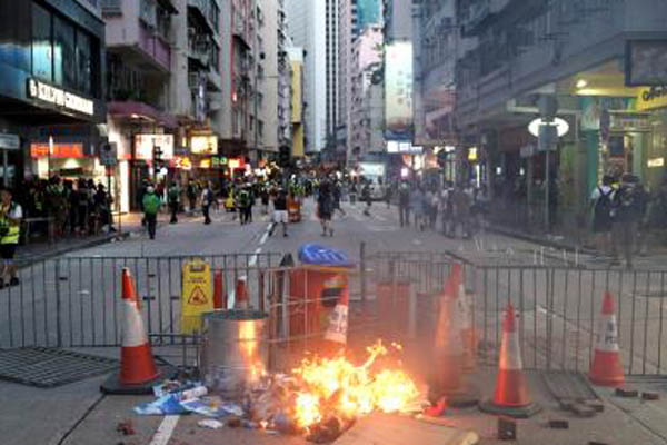 Schools to remain closed as HK braces for more protests
