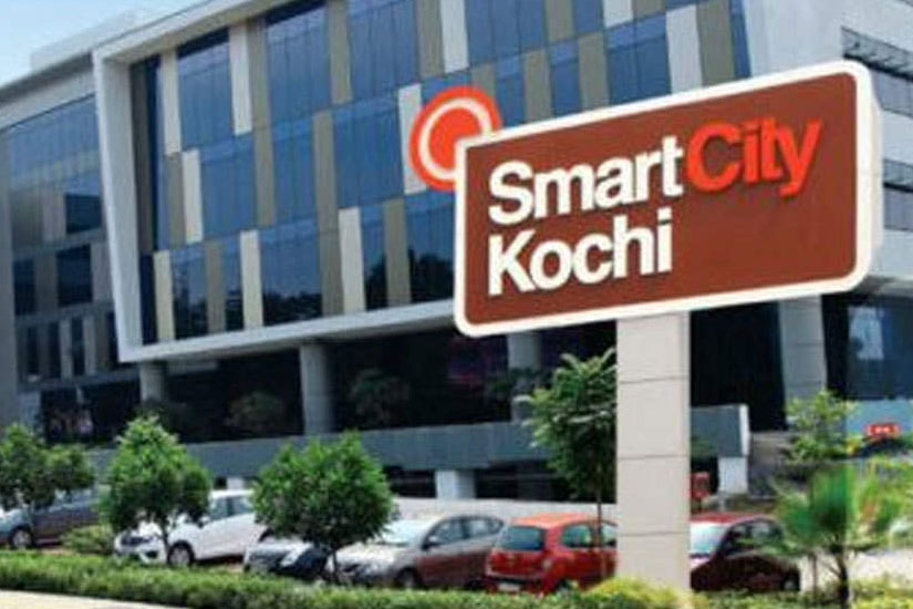 SmartCity Kochi conducts disinfection protocol