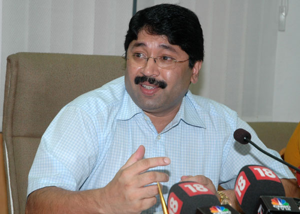 CBI trying to fix me in false case: Dayanidhi Maran