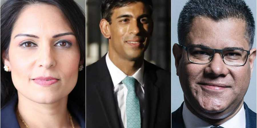 3 Indian-origin ministers in line for frontline jobs in Boris Johnsons cabinet