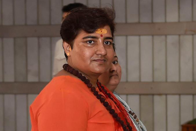 In video, Pragya Thakur says shes in poor health