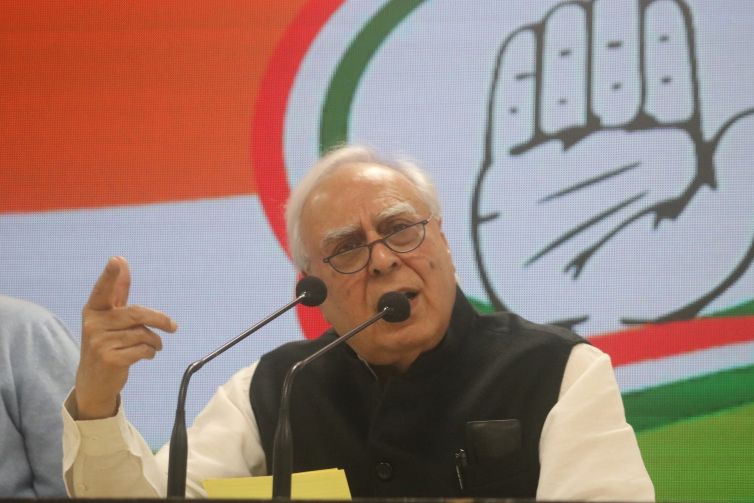 Even a Bahubali PM could not face corona pandemic: Sibal