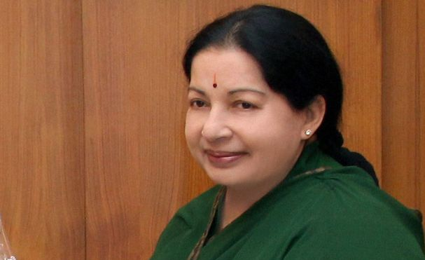 Jayalalithaa re-elected AIADMK general secretary