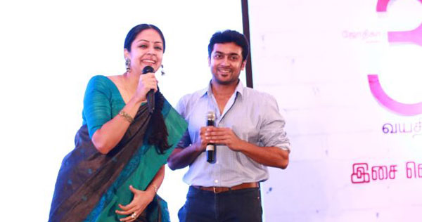 Friends, family pushed me for comeback: Jyotika