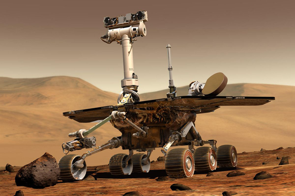 NASA declares end of Opportunity rovers mission on Mars
