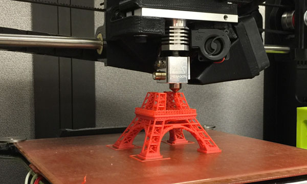 Novel method can 3D print objects 100 times faster