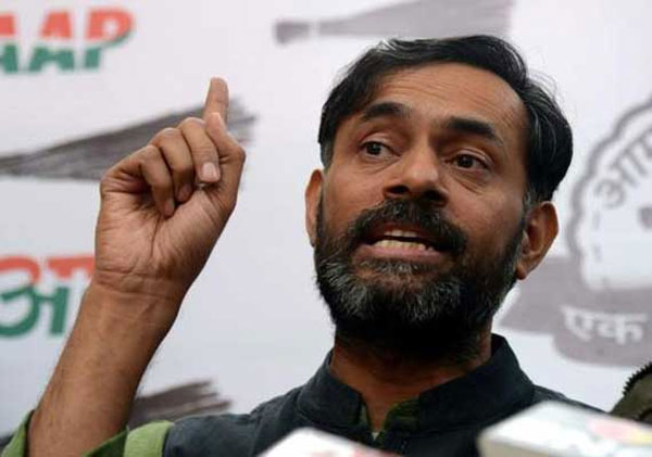 No bargaining at AAP meeting: Yadav