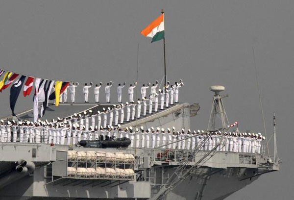 Indian Navy ignored during tsunami for want of media policy
