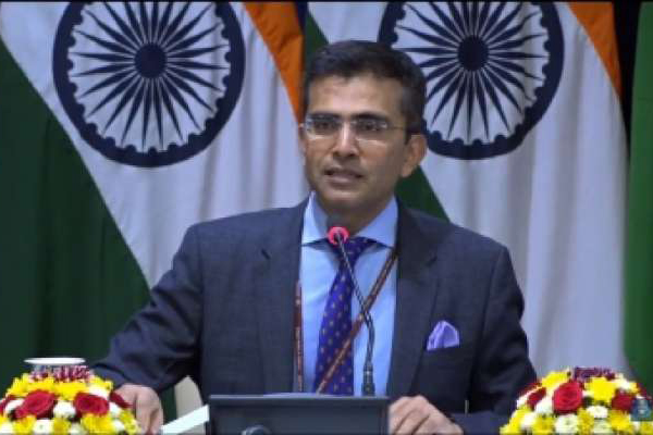 Kashmir integral part of India, says MEA on OIC resolutions