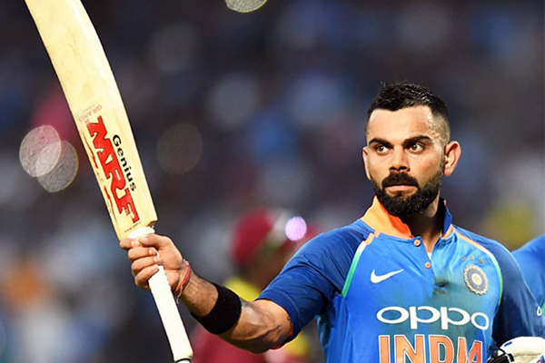 Kohli not willing to show restraint just because he is captain