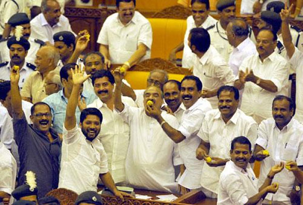 Murder of democracy and then a shutdown in Kerala