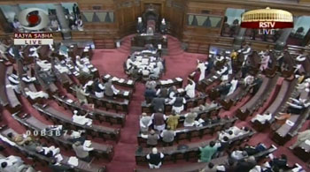Furore in Rajya Sabha over Muftis comments
