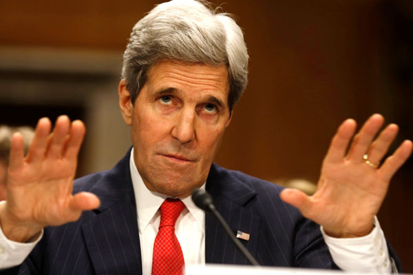 Kerry to focus on economic issues on India visit
