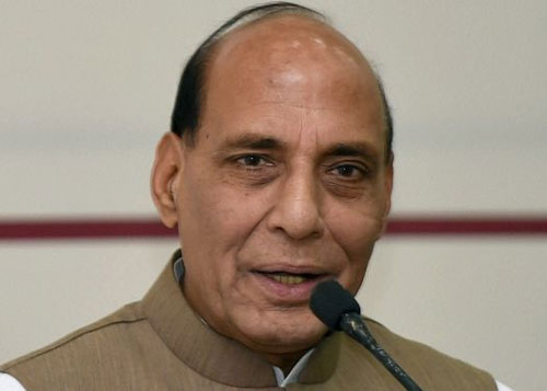 PM doesnt have to comment on truce violations: Rajnath