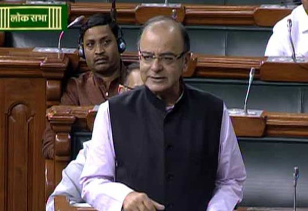 GST not to impact states revenues: Jaitley