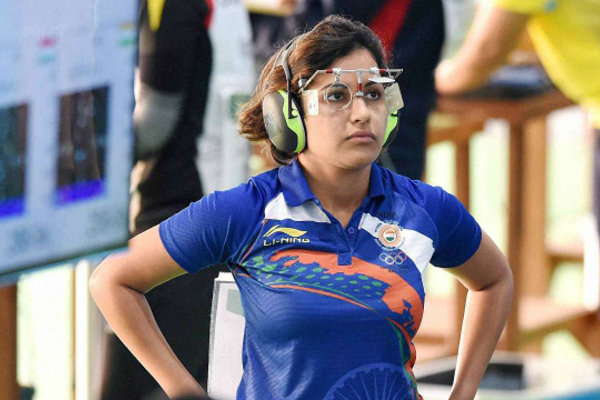 ISSF World Cup: Manu, Heena fail to enter 10m air pistol final