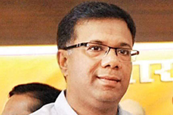 Unknown person impersonating me: Goa Minister