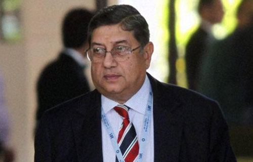 ICC approves reform plans, Srinivasan to become chairman