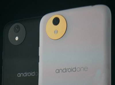 Google launches Android One smartphones for Rs.6,399