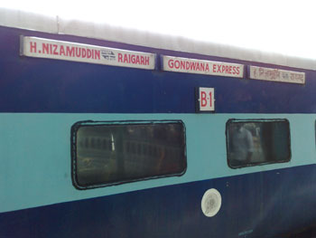 Bomb scare in Gondwana Express; GRP team defuses explosives