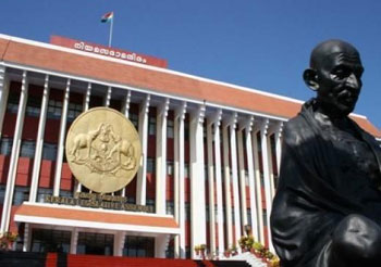 VIP lift in Kerala Assembly collapses, ministers escape unhurt