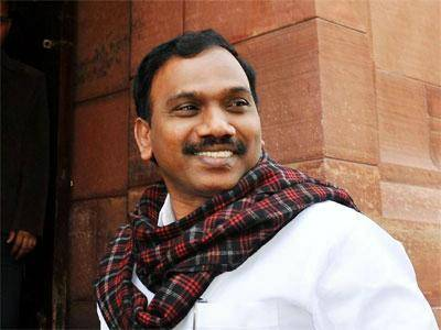 Manmohan Singh, cabinet were confused over DoT policy: Raja