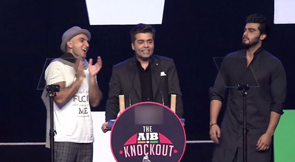 Court orders probe into AIB Roast show
