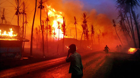 AP pipeline fire: Toll reaches 17, negligence case against GAIL