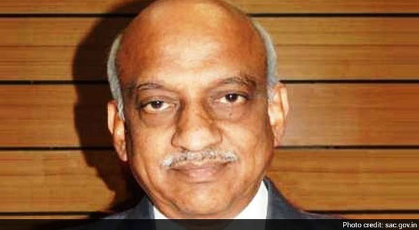 Bengalurean Kiran Kumar is new ISRO chief