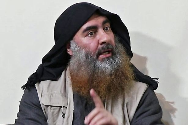 The end of Baghdadi and future of Trump