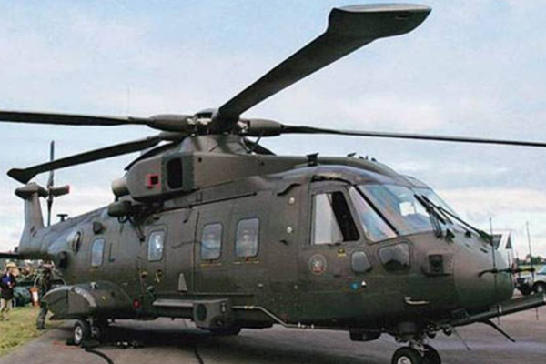 AgustaWestland chargesheet mentions three journalists