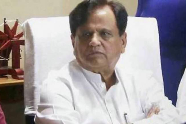 SC asks Ahmed Patel to face trial on plea by rival BJP candidate over Rajya Sabha election