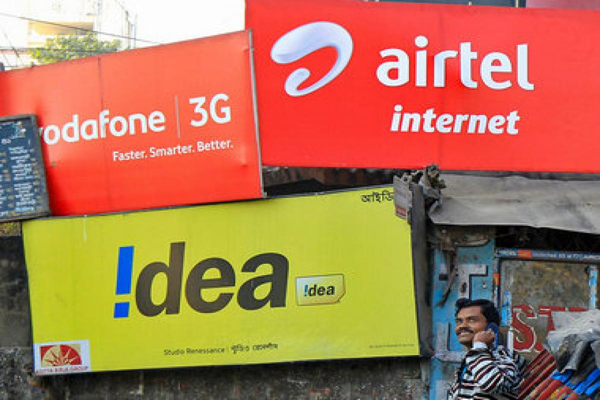 Airtel, Vodafone Idea mulling review of SCs AGR order: Sources