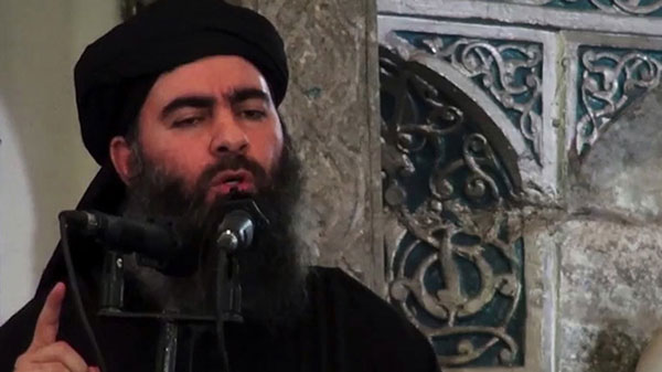 Al-Baghdadi certainly injured, says Syrian envoy to Russia