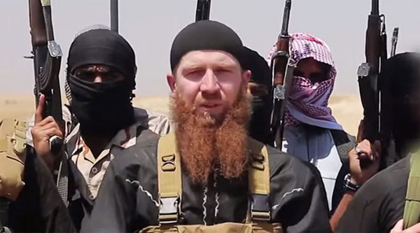 Islamic States Minister of War Shishani confirmed dead